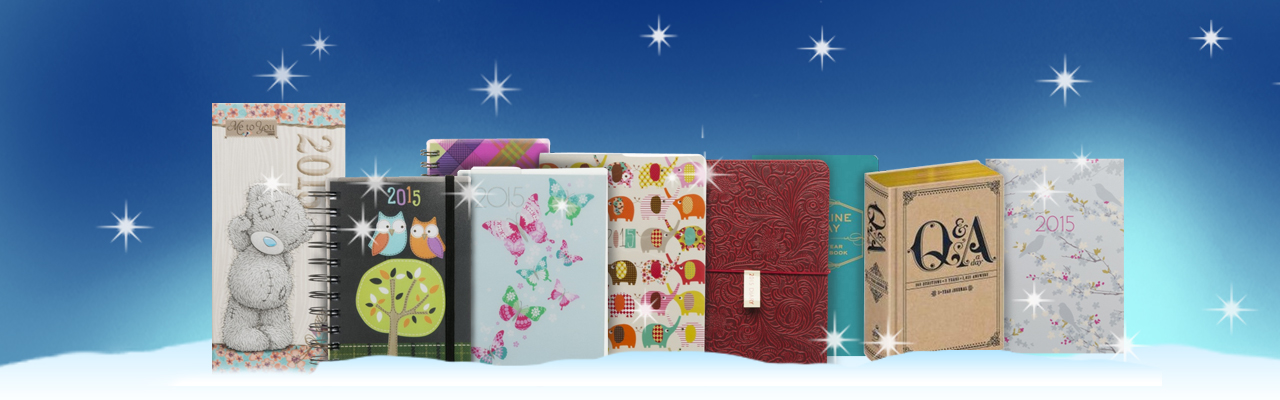 Choosing a Diary for 2015