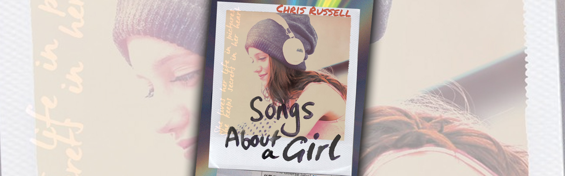 Chris Russell: Where Do Novels Come From? The Five Stages of Songs About a Girl