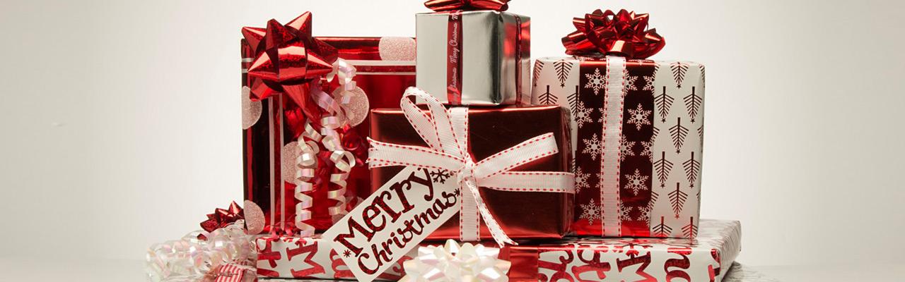 Christmas gift wrapping inspiration