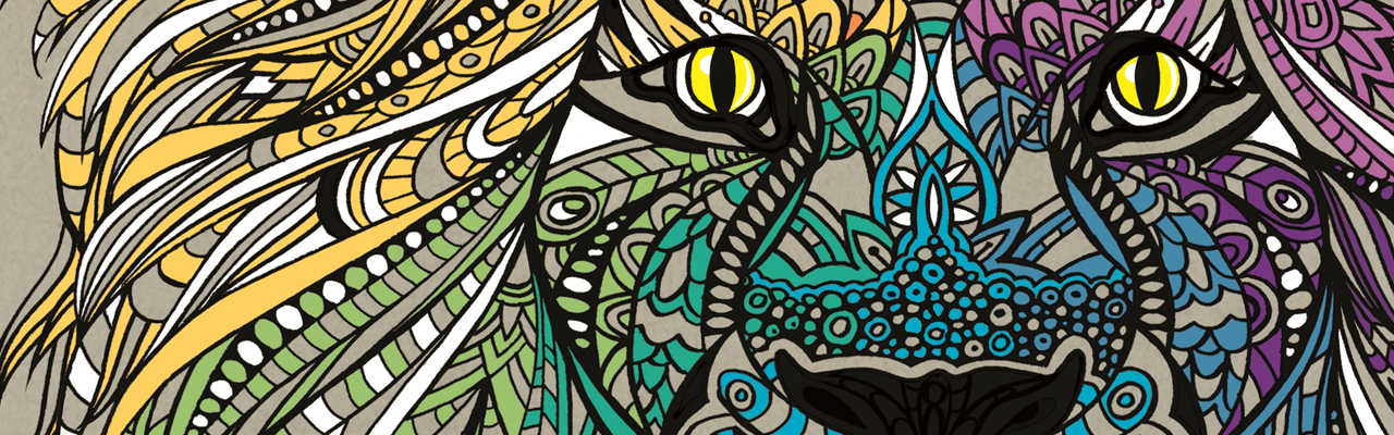 Colour Therapy: An Anti-Stress Colouring Book Free Pattern Downloads