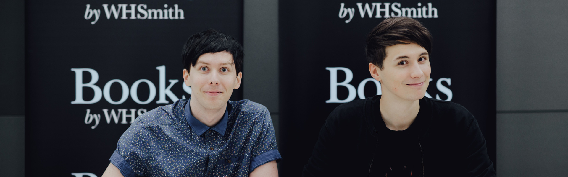 Dan And Phil Bristol Signing Event Whsmith Blog
