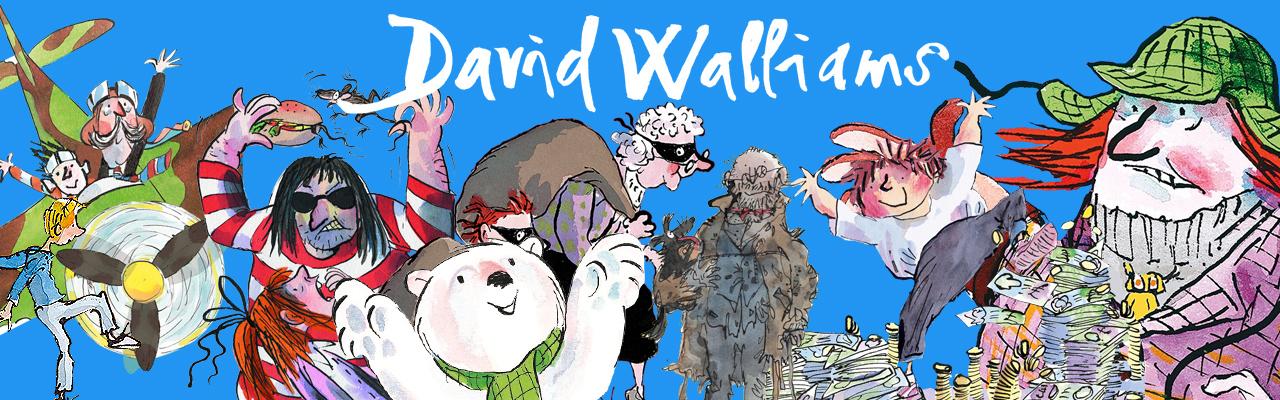 Top 10 David Walliams Characters