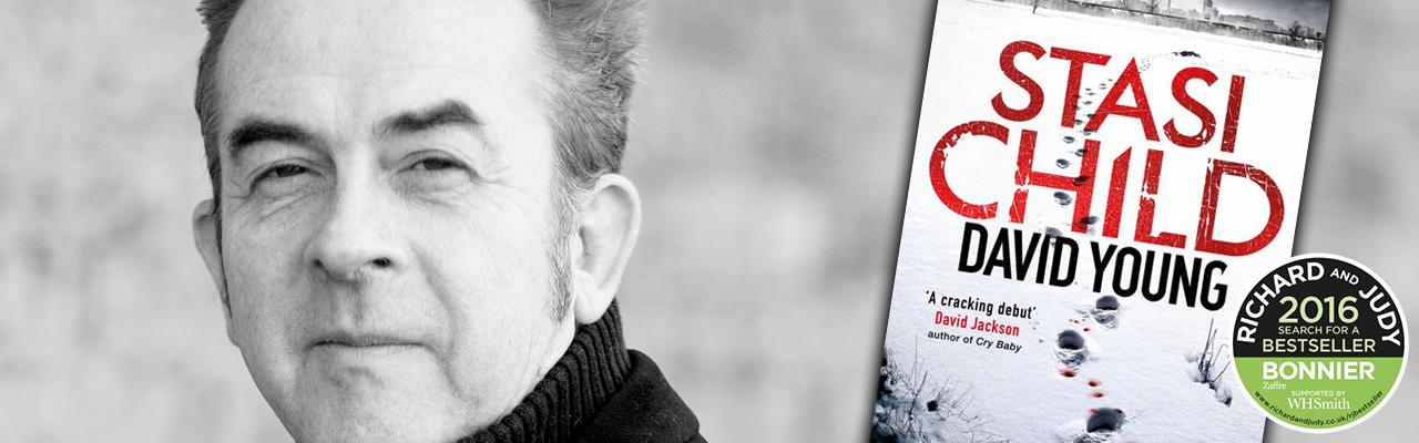 David Young: My Journey to Writing My Debut and Getting Published