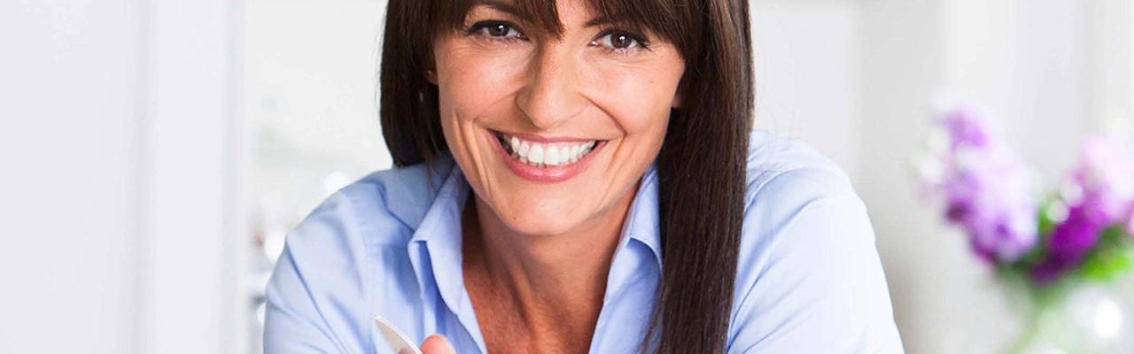 Davina McCall Tells us About the Sugar-Free Lifestyle