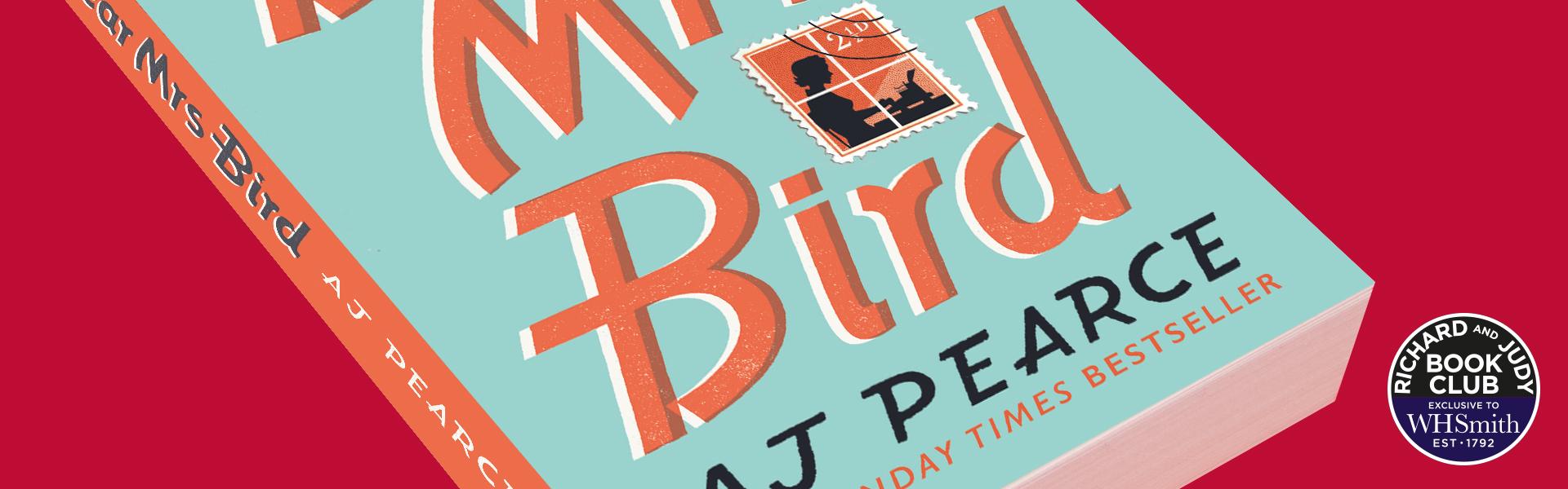 Richard And Judy Introduce Dear Mrs Bird by AJ Pearce