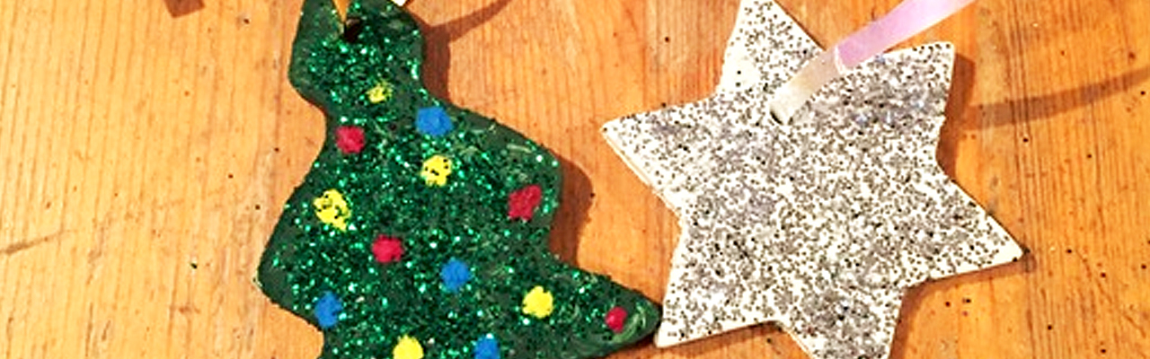 How to Make Your Own Christmas Decorations Using Air Dry Clay