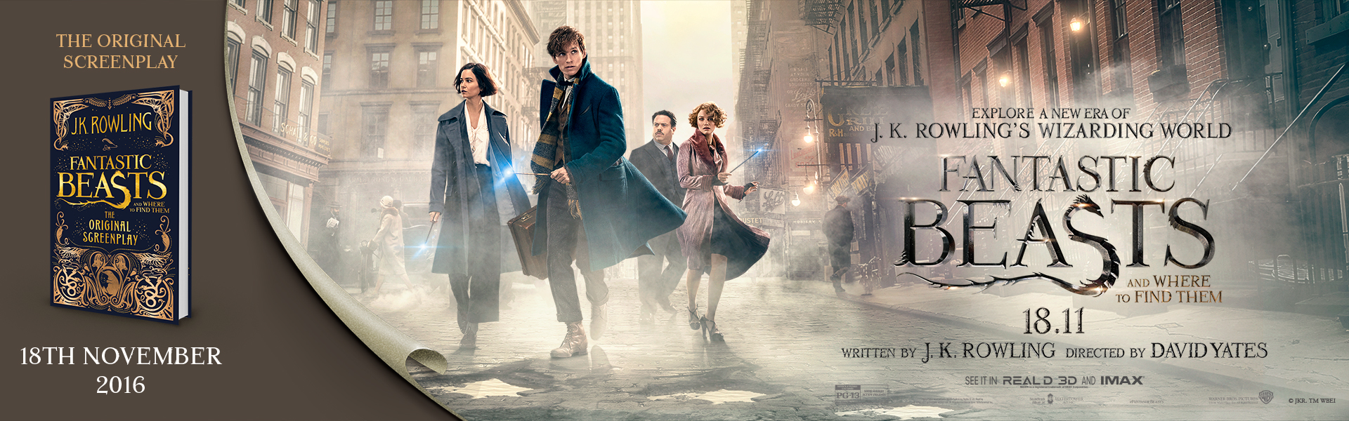 Fantastic Beasts and Where to Find Them: A Character Guide