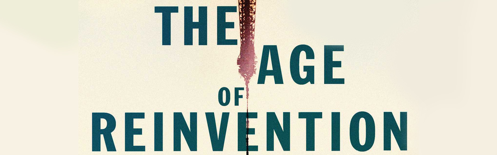 Fresh Talent: The Age of Reinvention by Karine Tuil