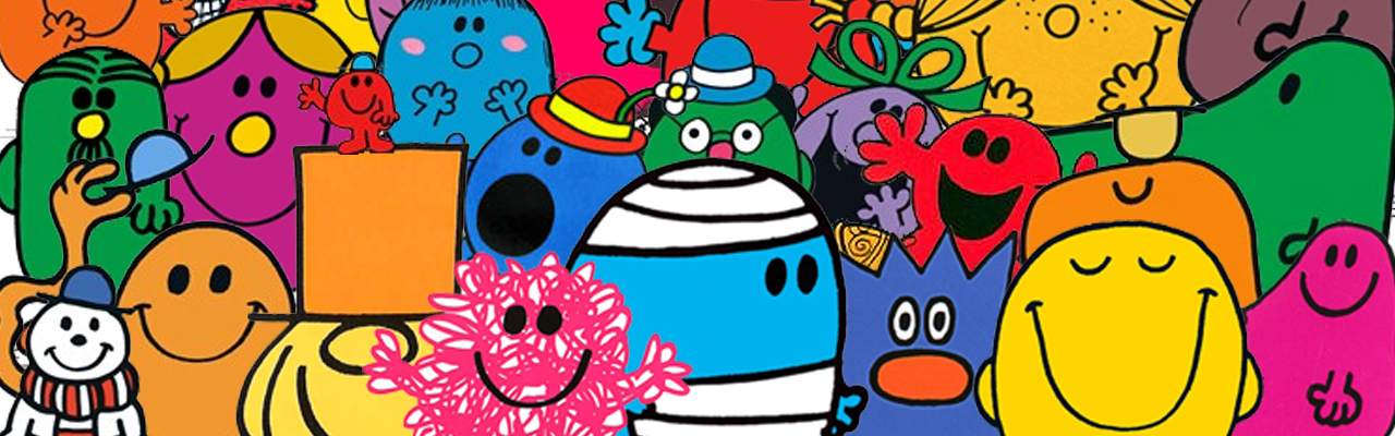 Fun facts about Mr Men