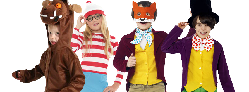 5 Funky Party Costumes That are Perfect for World Book Day