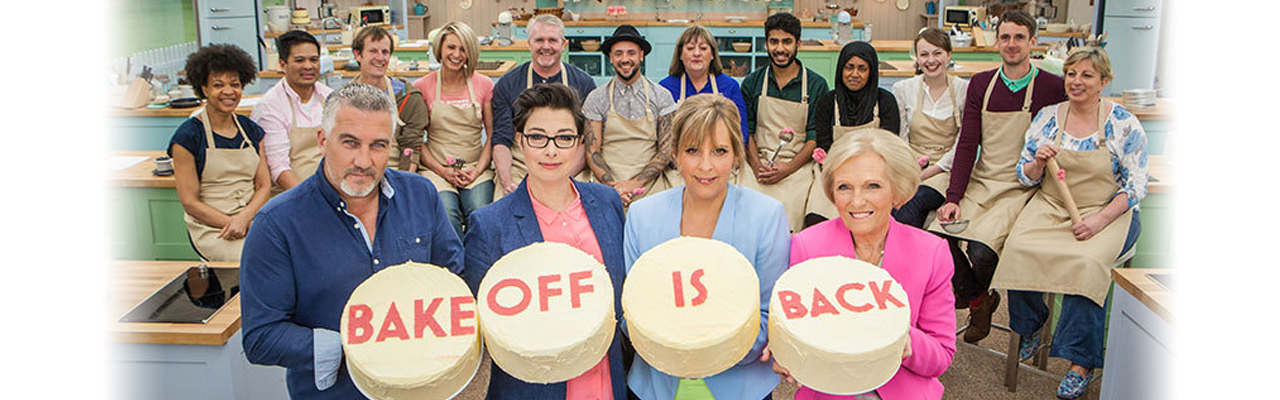 The Great British Bake Off – First Impressions of the Contestants 2015