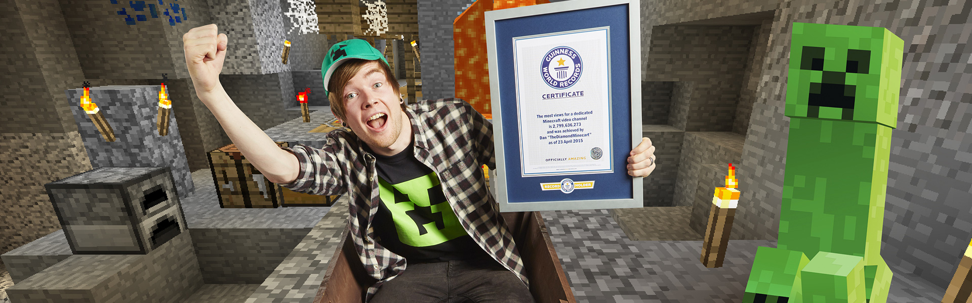 Guinness World Records™ 2017 Gamer's Edition: Our Top 5