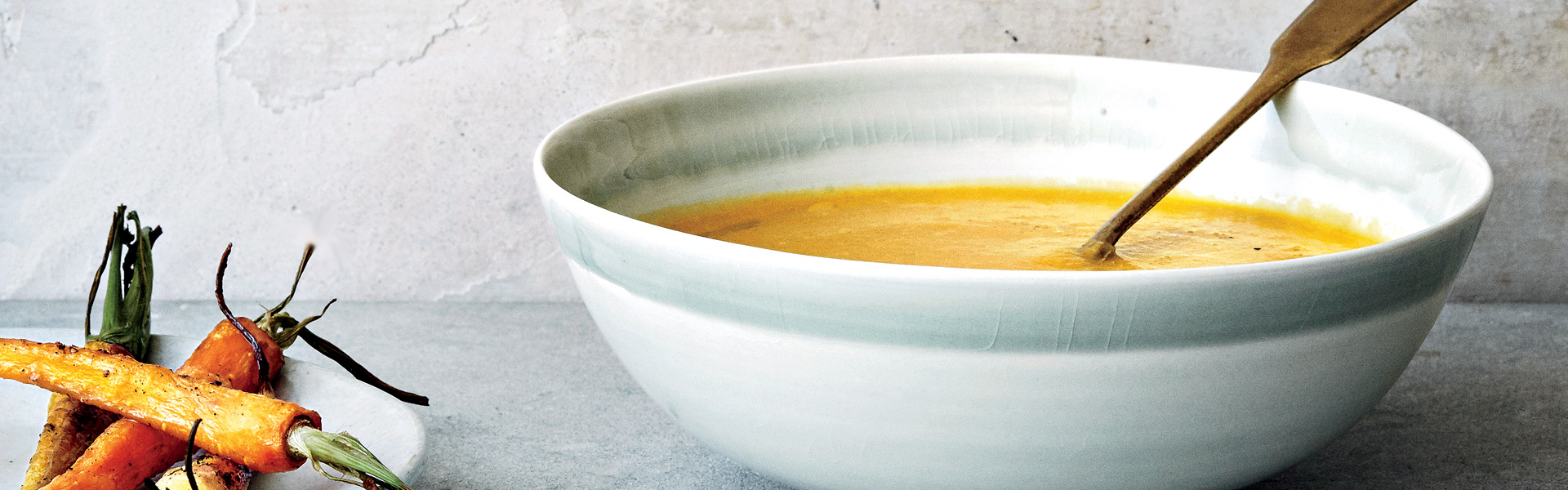 Gwyneth Paltrow: Ginger Carrot Soup Recipe
