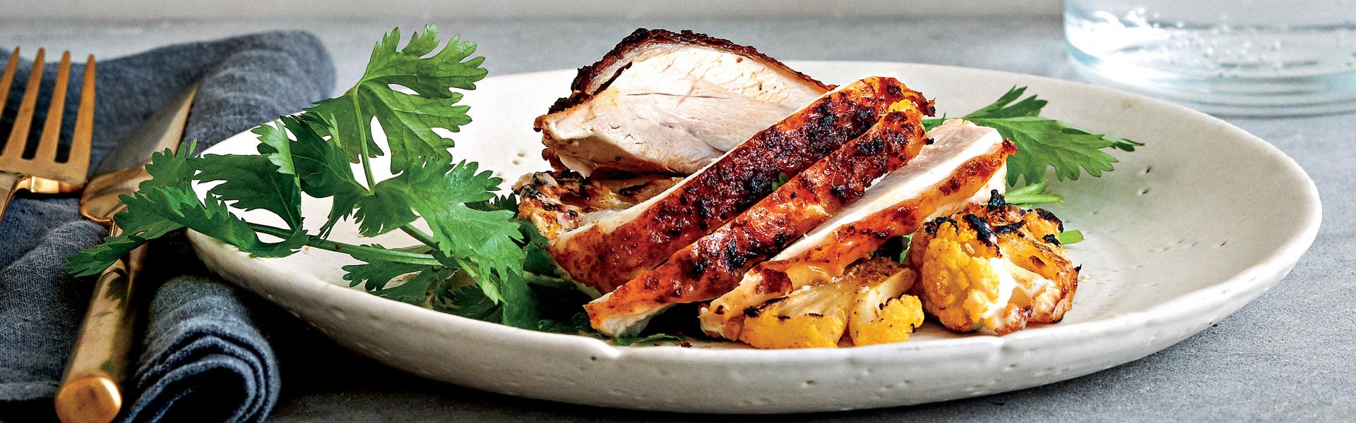 Gwyneth Paltrow: Tikka Masala Roast Chicken Recipe