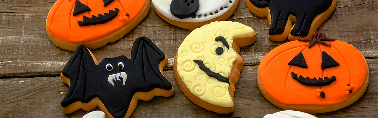 Toni Waterfall: Halloween Baking Tricks for Treats
