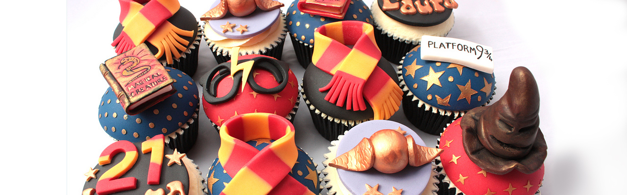 20 Siriusly Impressive Harry Potter Birthday Cakes