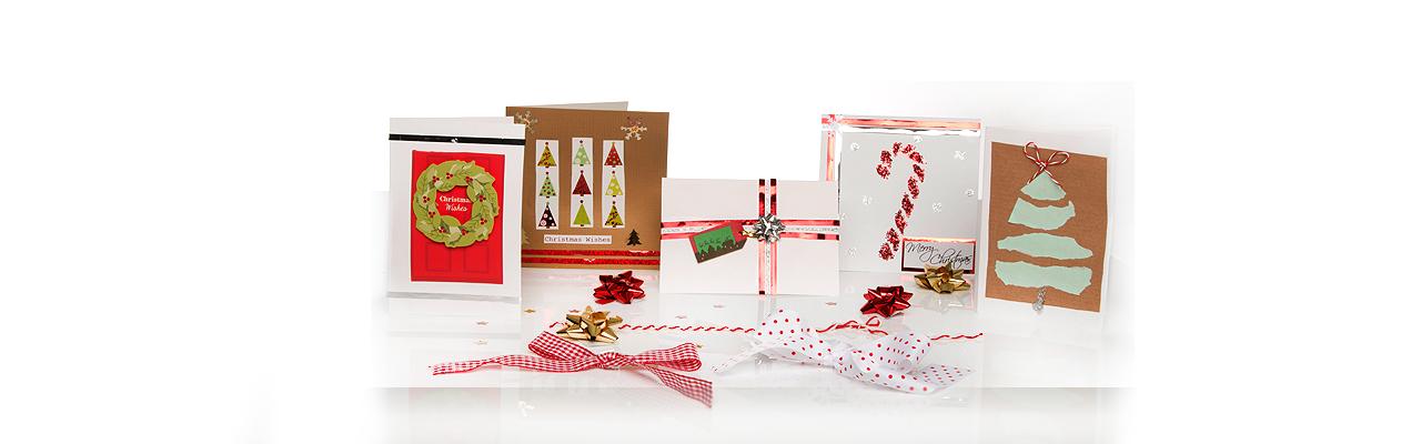 Children's Homemade Christmas Cards