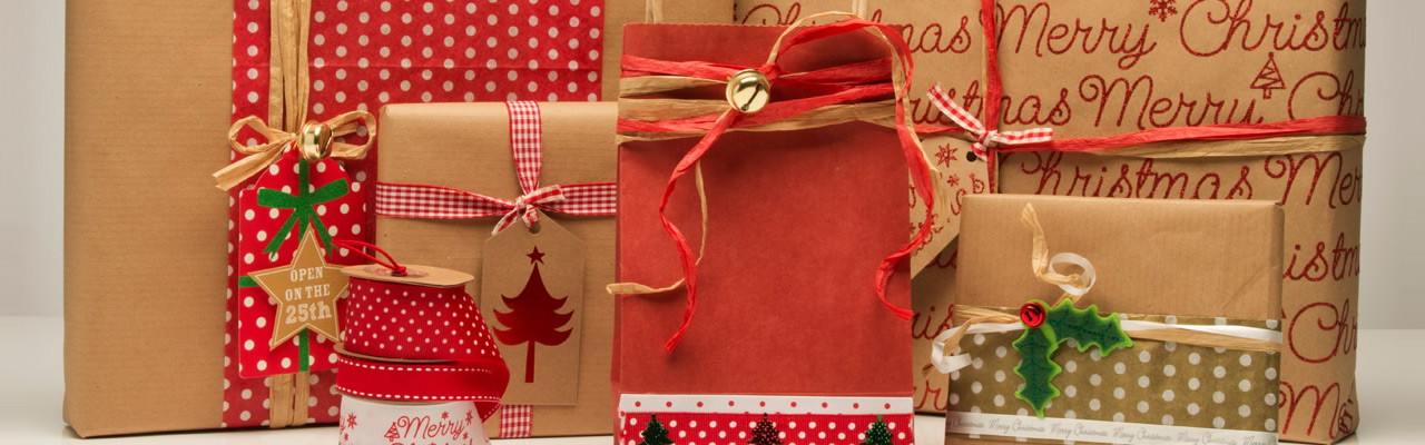 Christmas gift wrap uk