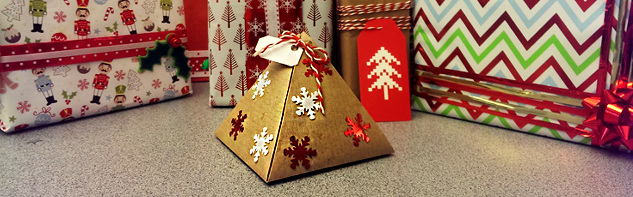 How to Wrap a Small Gift