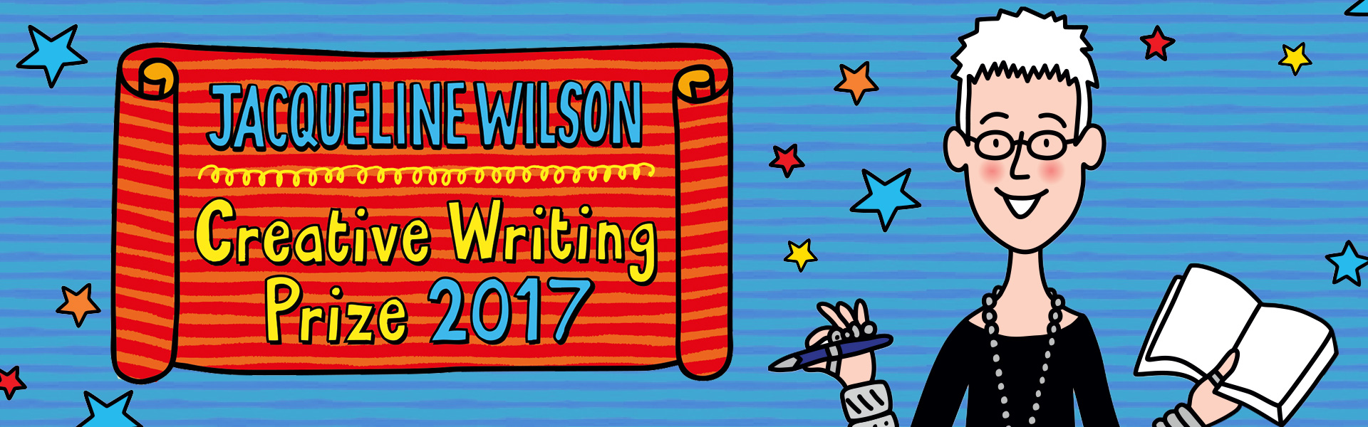 Jacqueline Wilson: Top Tips for Letter Writing