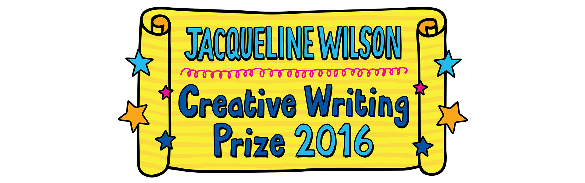 The Jacqueline Wilson Creative Writing Prize 2016