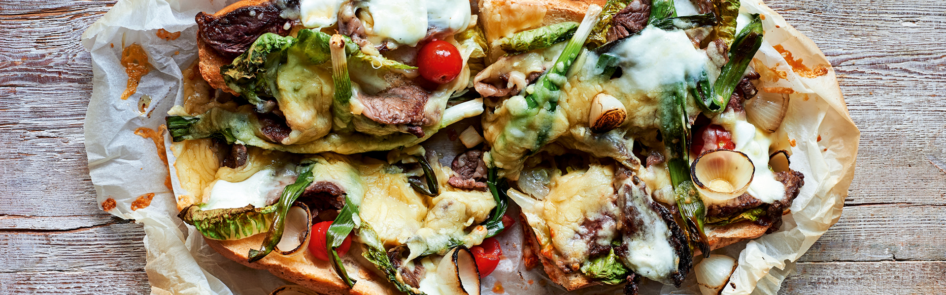 James Martin: Philly Cheesesteak Recipe
