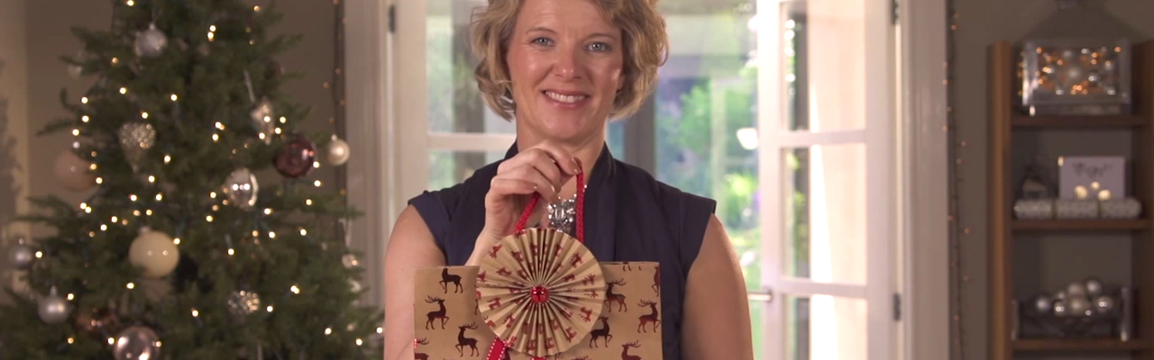 Jane Means: How to Decorate a Gift Bag