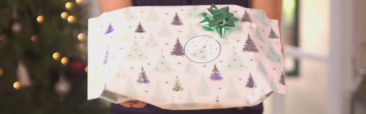 Jane Means: How to Wrap an Awkwardly Shaped Present