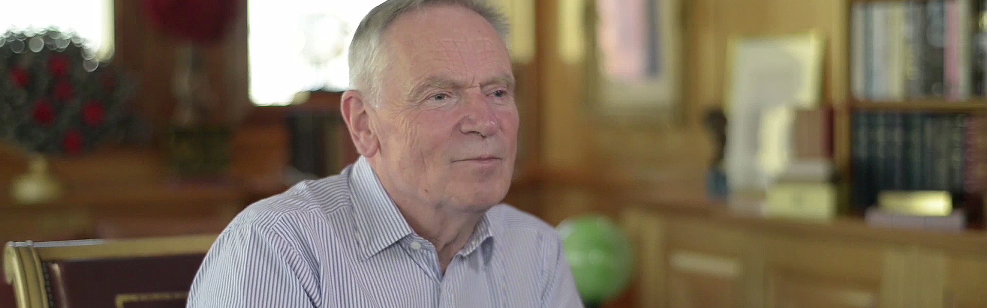 Exclusive Video! Jeffrey Archer Introduces This Was a Man