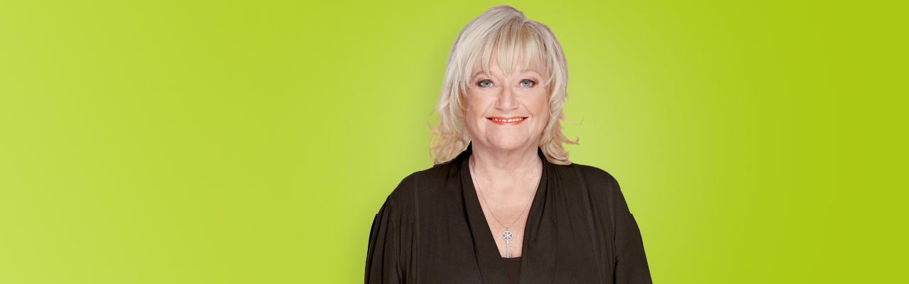 Judy Finnigan: Q & A on 'I Do Not Sleep'