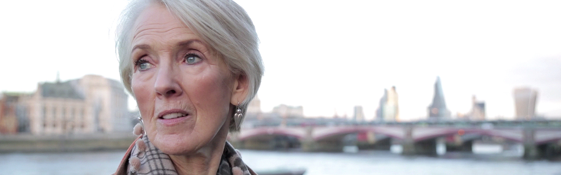 Exclusive Video! Joanna Trollope on Women, Friendship and the Workplace in City of Friends
