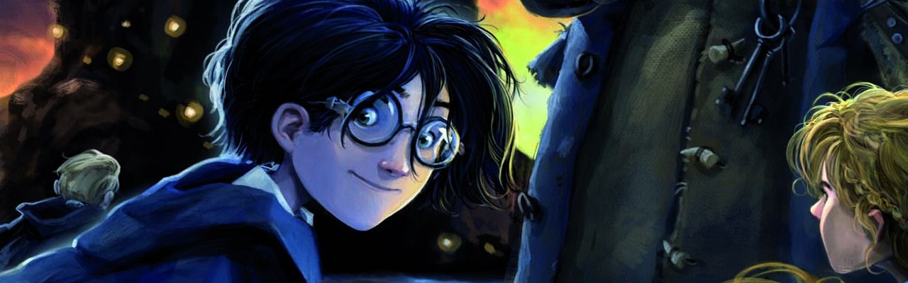 Award-Winning Artist Jonny Duddle Discusses Re-creating Harry Potter