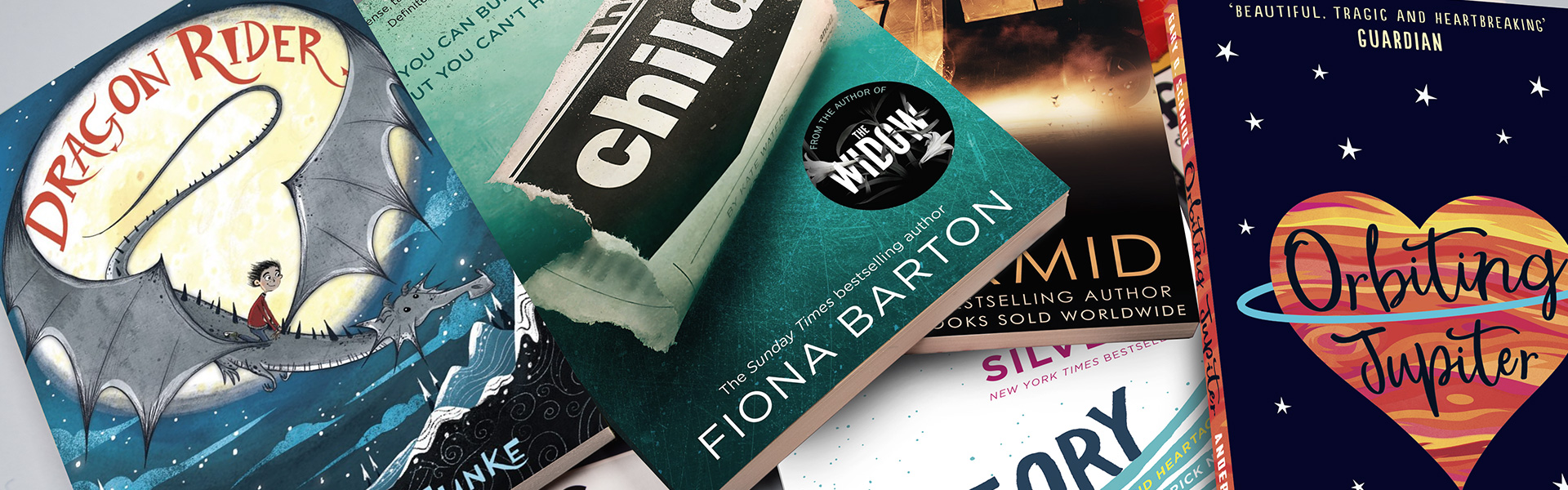 Books We're Loving this Month: July