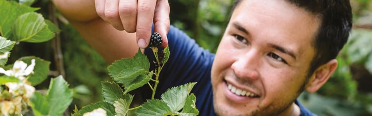 James Wong: An Exclusive Interview on Growing Food for Flavour