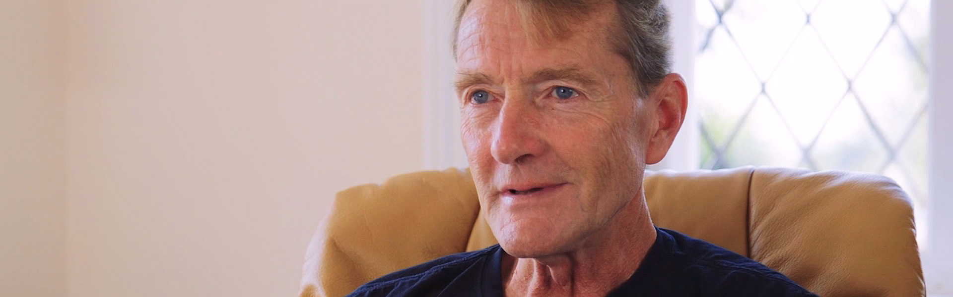 Lee Child: An Exclusive Interview on Night School