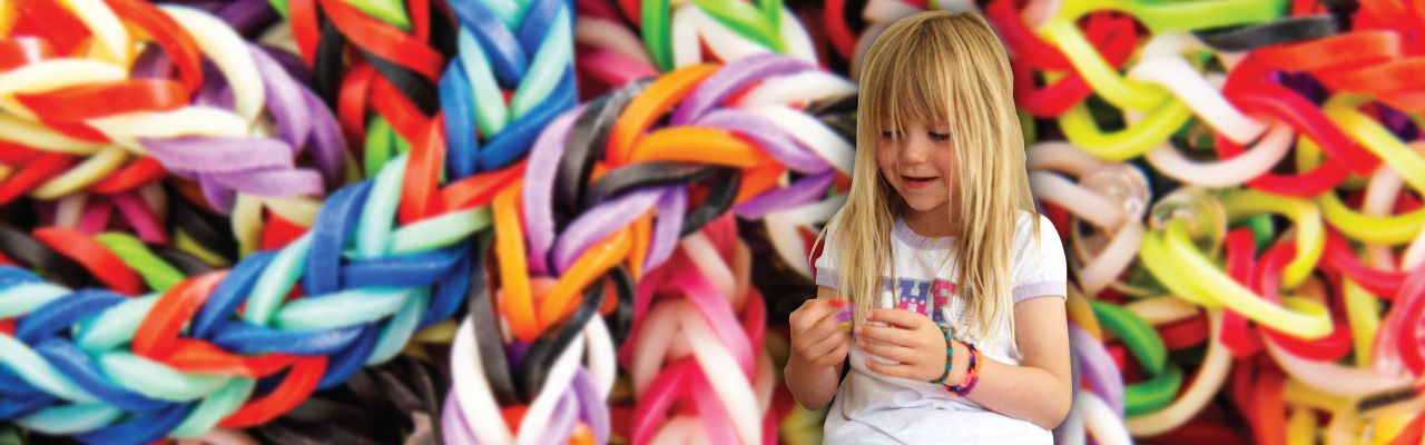Why I Love Loom Bands- An Exclusive Interview with Harriet, aged 7