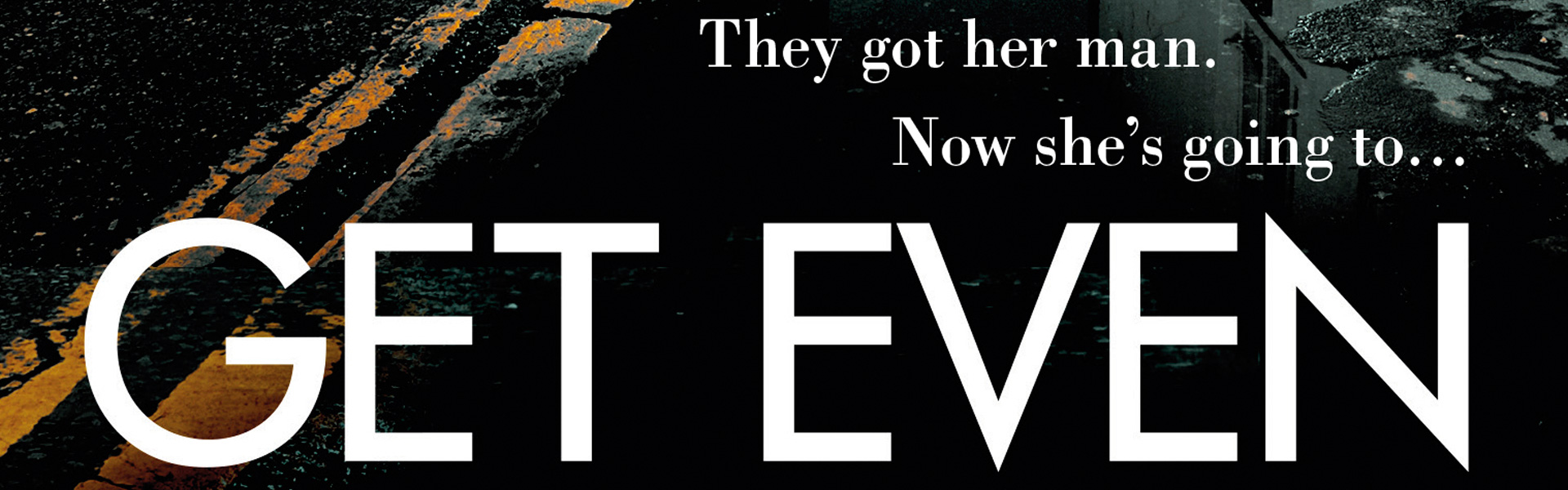 Exclusive Cover Reveal! Martina Cole – Get Even