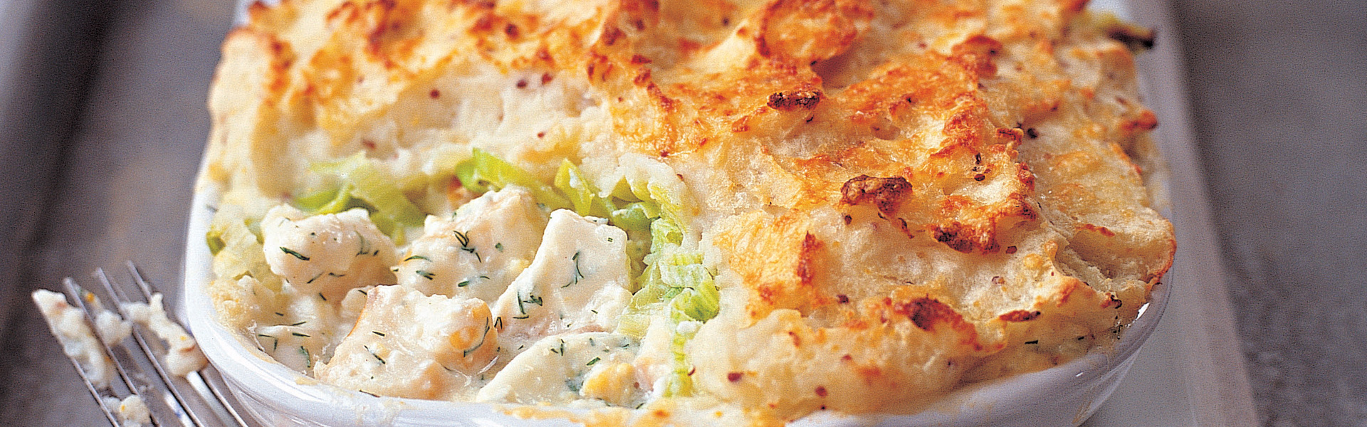 Mary Berry: Exceedingly Good Double Fish Pie Recipe