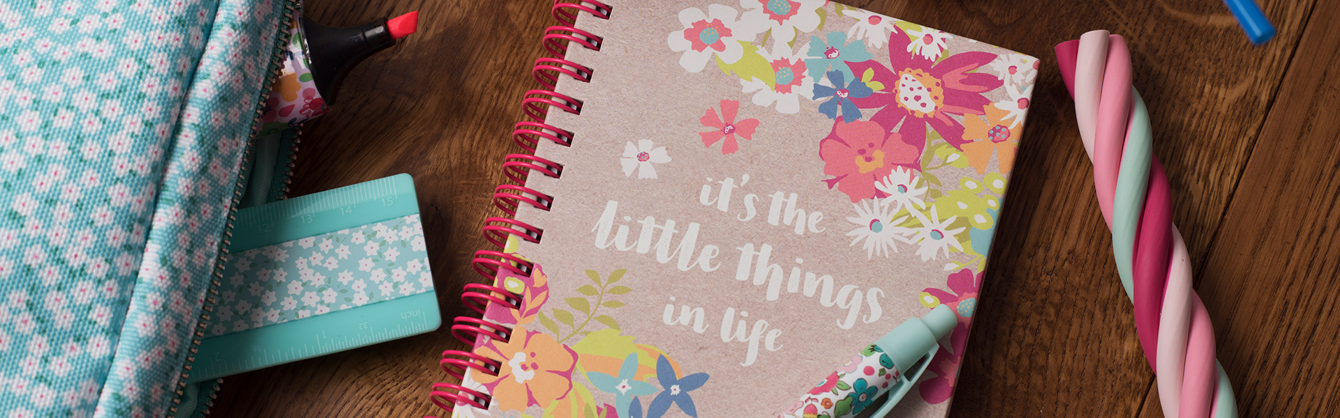 Summer Stationery Goals: Fun, Fresh and Floral