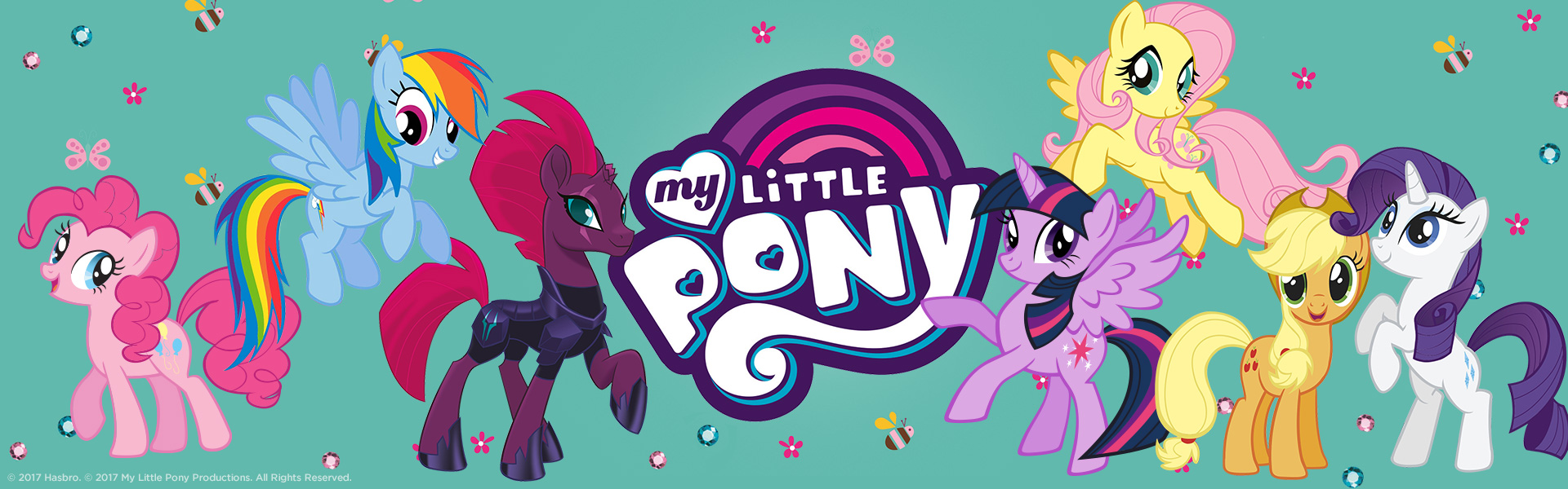 My Little Pony: Meet Tempest Shadow and the Mane Six