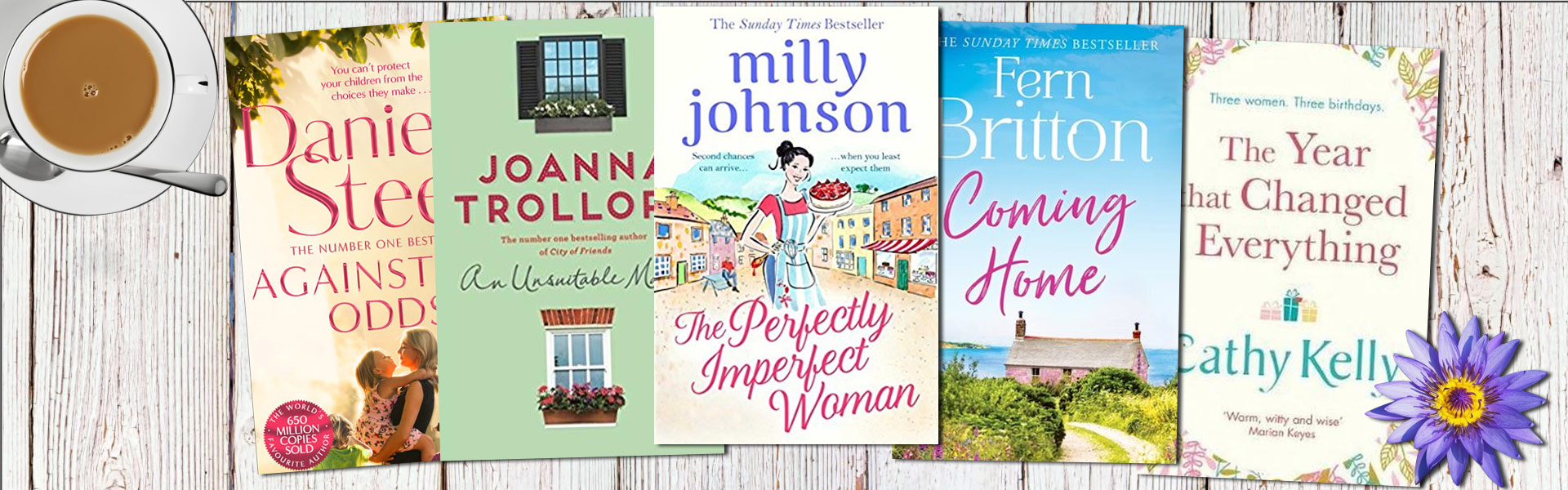 10 Feel-Good Books to Make your Mum Smile this Mother's Day