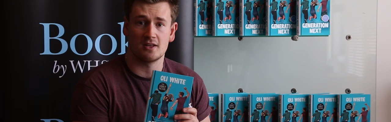 Exclusive Video! Twitter Q&A with Oli White