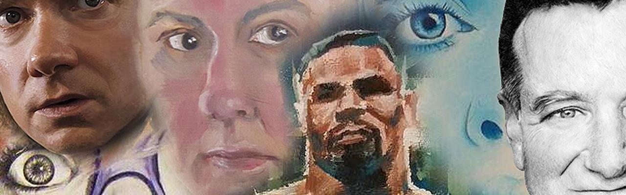Your Portrait Artwork #WHSArt #Portraits