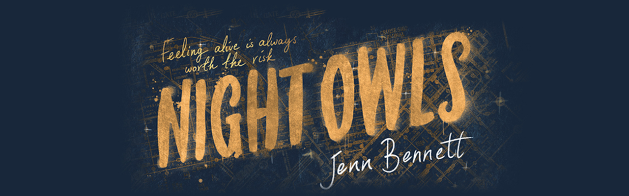 Read a Preview Chapter from Night Owls by Jenn Bennett