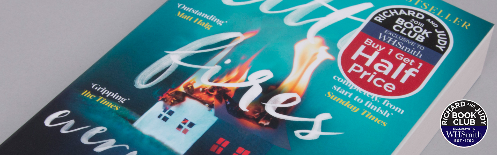 Celeste Ng: On Researching Little Fires Everywhere
