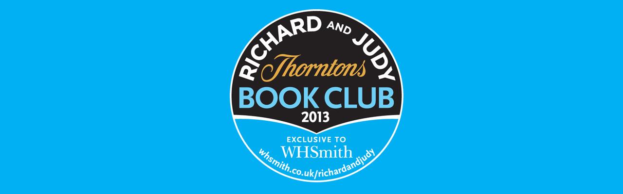 Richard and Judy announce the Autumn Book Club