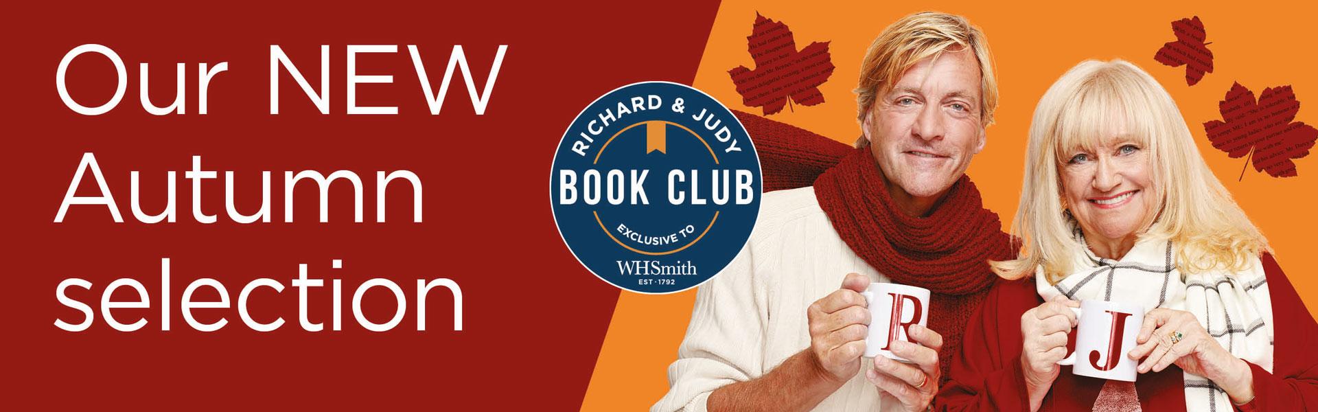 The Richard and Judy Autumn Book Club 2021