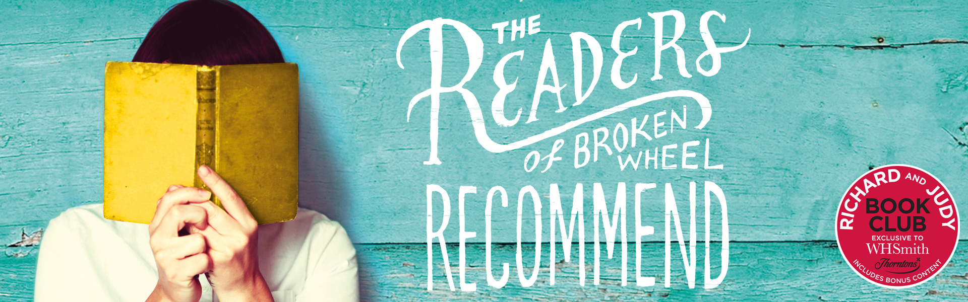 Read an Extract from The Readers of Broken Wheel Recommend by Katarina Bivald