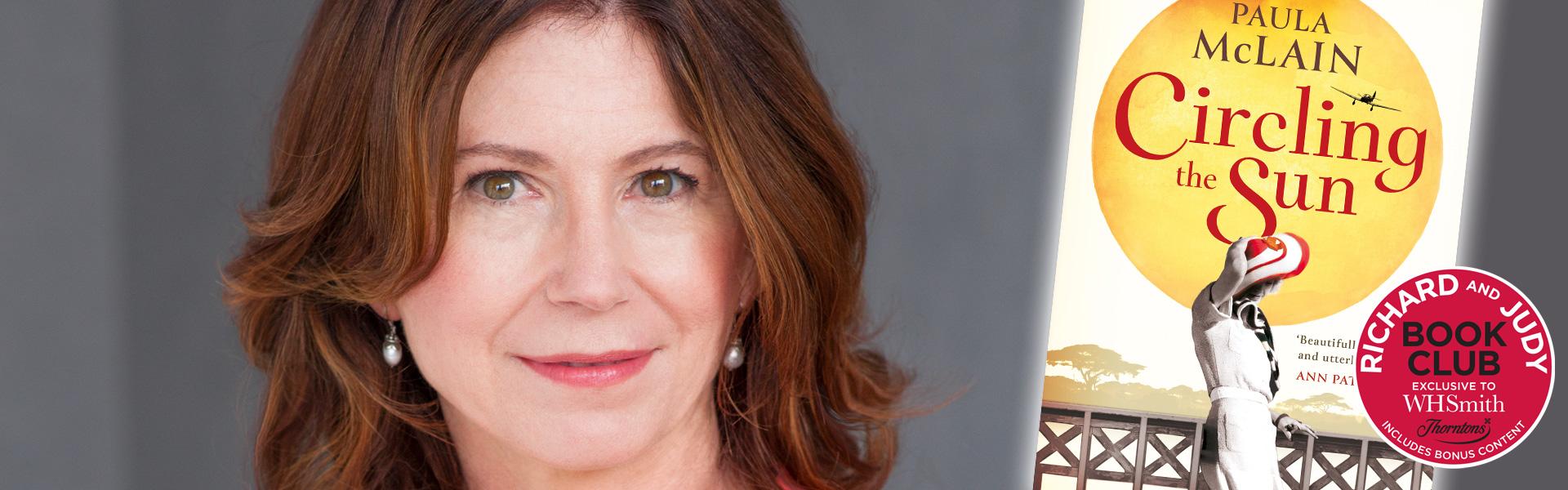 Richard and Judy Interview: Paula McLain on Circling the Sun