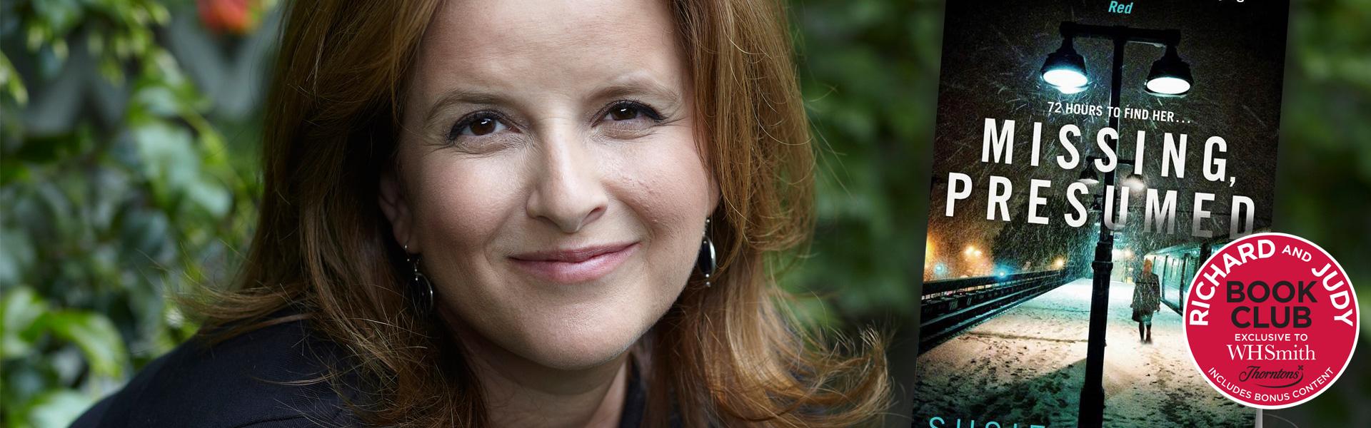 Richard and Judy Interview: Susie Steiner on Missing, Presumed